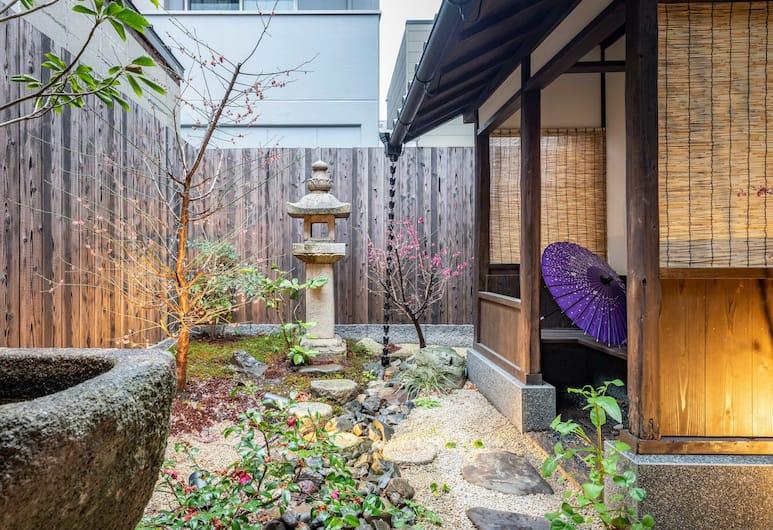 雲町屋・小天, Kyoto, 花園