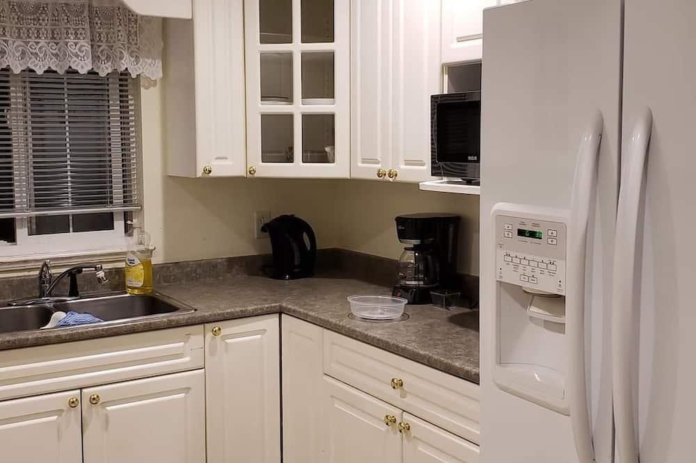 Comfee Den Room - Shared kitchen