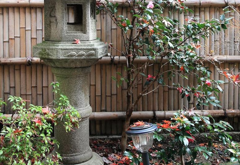 Kyo no Machi Asuka, Kyoto, Garden