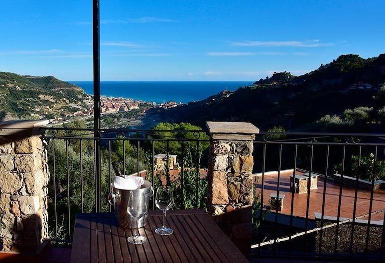Locanda dei Boi, Ventimiglia, Terrass