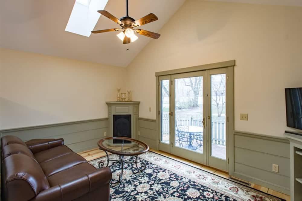 Suite - privat badeværelse (Saratoga) - Opholdsområde