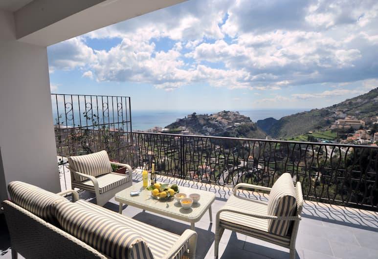 Colpo d'Ali Holiday House, Ravello, Pogled iz objekta