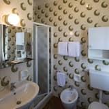 Kahden hengen huone, Parveke - Kylpyhuone