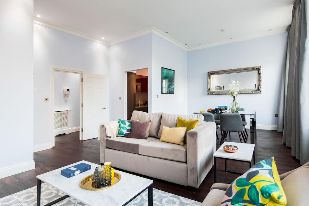 Апартаменты, 1 спальня (LG4) - Номер