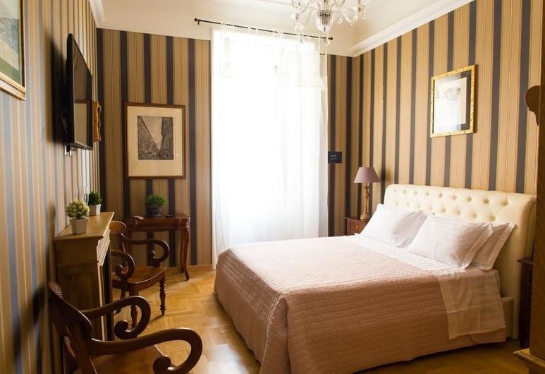 台伯河岸區旅館, 羅馬, 豪華套房, 按摩浴缸, 客房