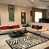 Villa, 4 magamistoaga - Elutuba