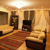 Pamatklases villa, sešas guļamistabas - Dzīvojamā istaba