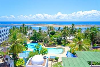 Foto van KASKAZI BEACH HOTEL in Diani Beach