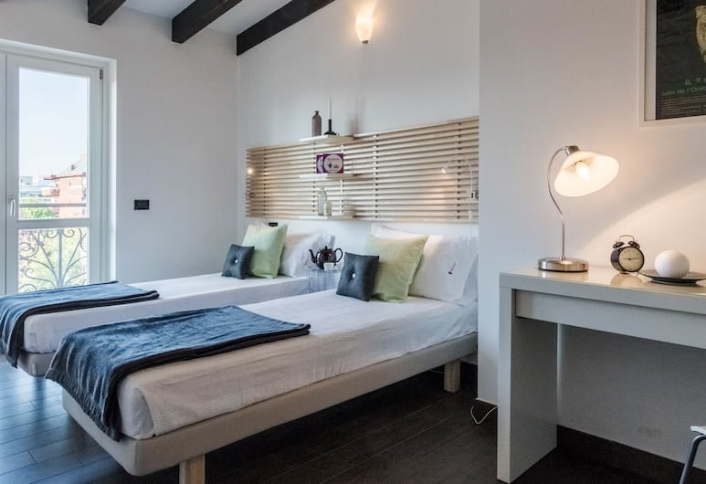 Hintown La Corte Milanese, Milano, Appartamento, 1 camera da letto (2), Camera
