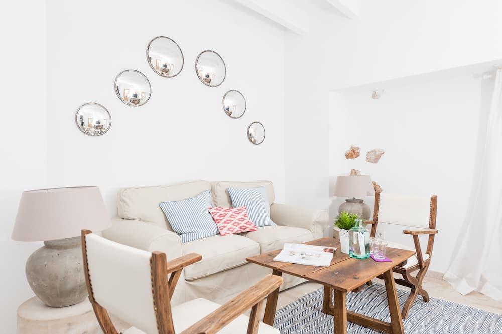 Villa, 1 Bedroom, Private Pool, Valley View (1 Bedroom) - Living Area