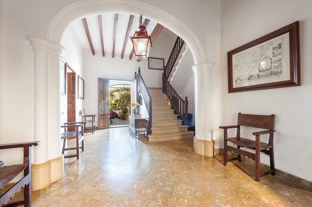 Villa, 4 hálószobával - Nappali rész