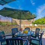 Villa - privat pool - byudsigt (4 Bedrooms) - Altan