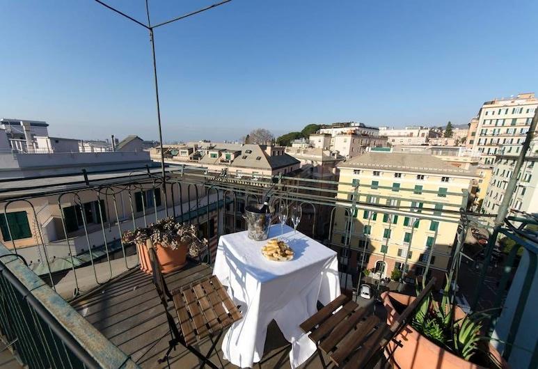 尊榮公寓阿爾蒂多酒店, 吉那歐, 公寓, 2 間臥室, 2 間浴室, 露台