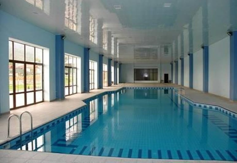 Afra Hotel, Oguz, Εσωτερική πισίνα