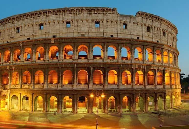 Roma Hotel Srls , Rome, Luftfoto