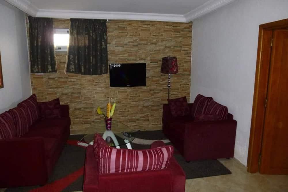 Business Suite, 1 Bedroom - Living Room