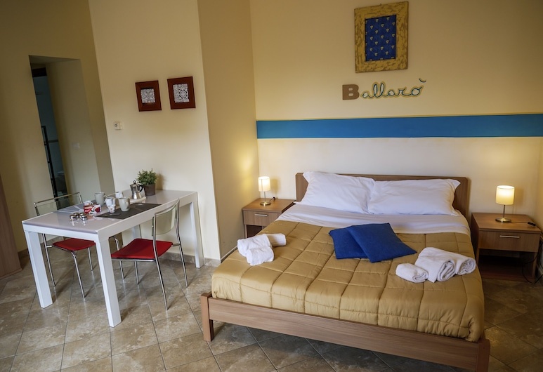 Ballaro' apartment, Palermo