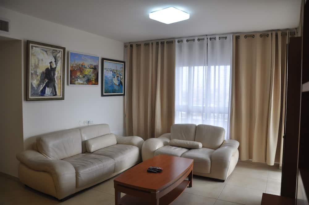 Executive appartement, 3 slaapkamers - Woonkamer