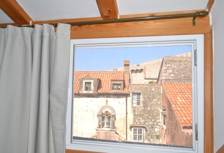 Guest House Luka, Dubrovník, Trojlôžková izba, Výhľad z hosťovskej izby