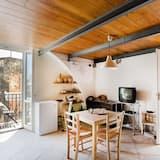 Люкс, балкон - Обед в номере