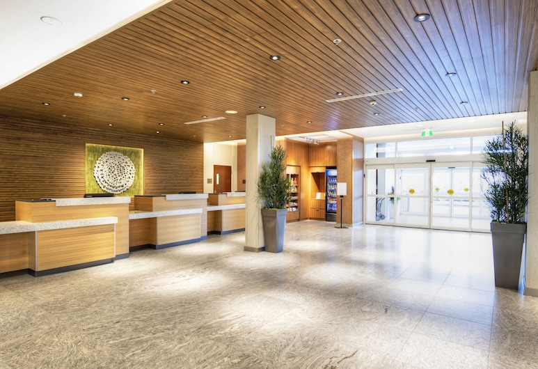 Fairfield Inn & Suites by Marriott Ottawa Airport, Ottawa, Lobby