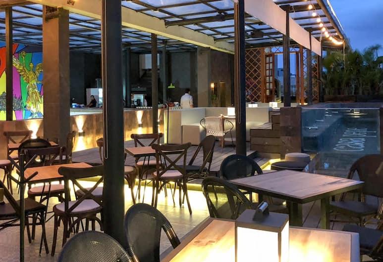 Casa Pepe, Mexico, Bar de l'hôtel