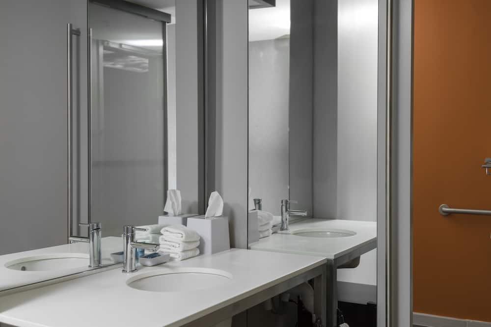 aloft, Huone, 1 suuri parisänky, Tupakointi kielletty - Kylpyhuone