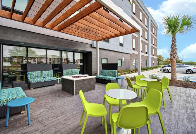 Home2 Suites by Hilton Fort Worth Fossil Creek, Fort Worth, Terrazza/Patio