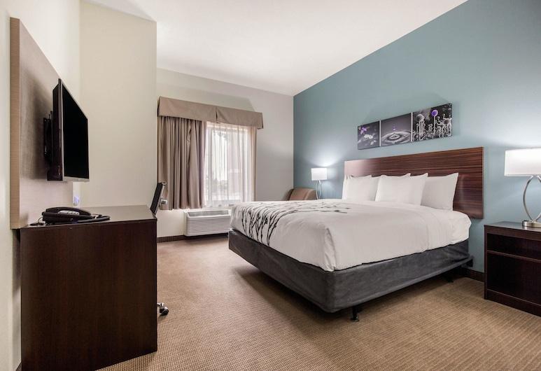 Sleep Inn & Suites, Jacksonville, Gästrum