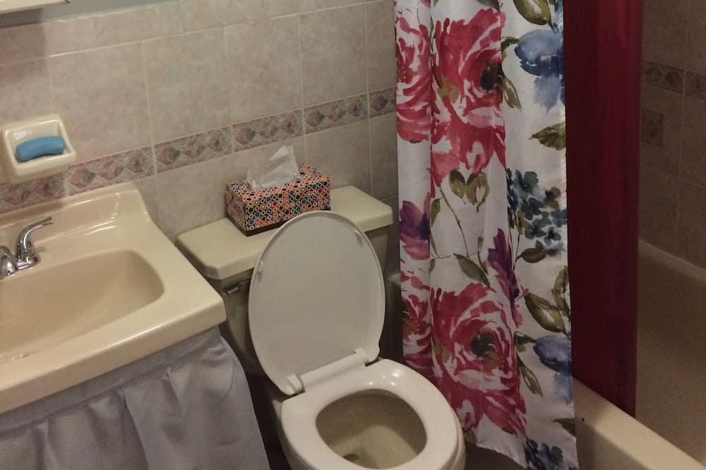 Exclusive Room, 1 Bedroom, Non Smoking, Private Bathroom - Bathroom