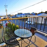 Duplex (A) - Terrasse/veranda