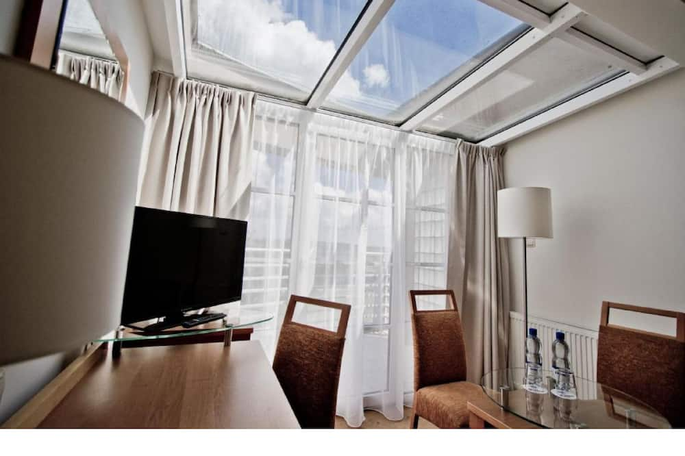 Standardrum - 1 enkelsäng - icke-rökare - balkong - Vardagsrum