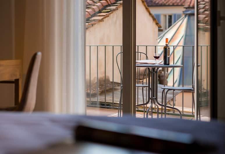ماجيك فلورينس أبارتمنتس, Florence, شقة - غرفتا نوم - بحمامين, إطلالة الغرفة
