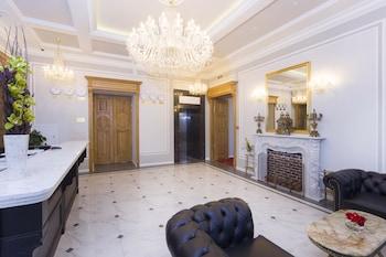 Nuotrauka: Grand Hotel Tchaikovsky, Sankt Peterburgas