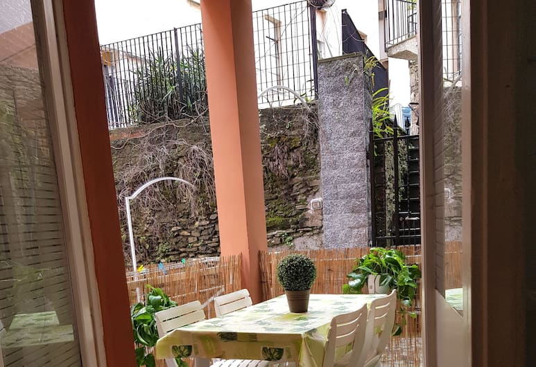 Marco's love nest, Monterosso al Mare, Leilighet, 1 soverom, Terrasse/veranda