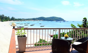 Foto di Chareena Hill Resort - Pattaya Beach Koh Lipe a Satun