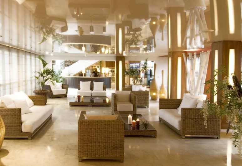 Hôtel Thalasso les Corallines, La Grande-Motte, Lounge i lobby