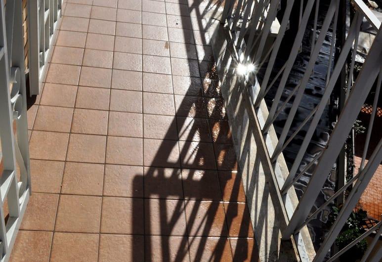 La Suite di Elio, Rome, Deluxe appartement, 2 slaapkamers, Balkon