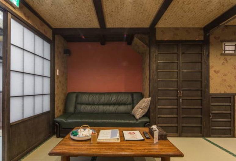 Hananoya Bettei, Kyoto, Japanese Style Townhouse, Living Room