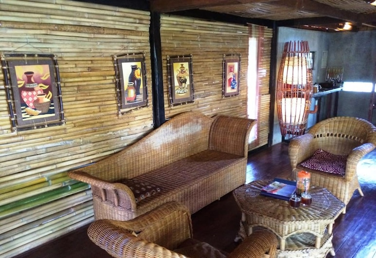 The Village House, Puerto Princesa, Village House, Living Room