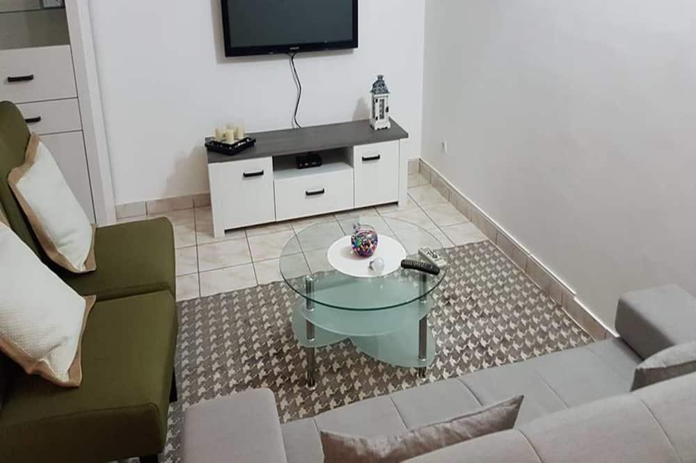 Comfort ridamaja, 2 magamistoaga - Esimene mulje