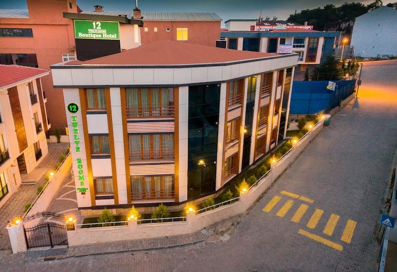 12 Rooms Boutique Hotel, Tekirdag