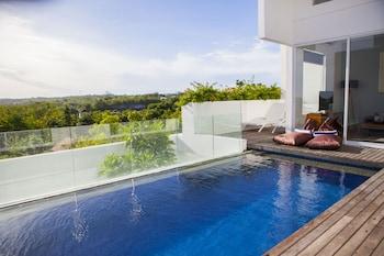 Ungasan bölgesindeki Hideaway Residence Bali resmi