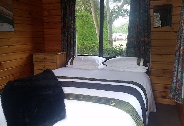 South Brighton Holiday Park, Christchurch, Phòng đôi cơ bản, 1 giường đôi, Không hút thuốc, Phòng