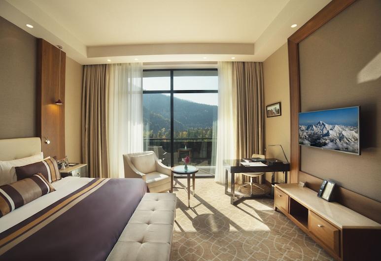 بورجومي ليكاني, Borjomi, غرفة مزدوجة عادية, غرفة نزلاء