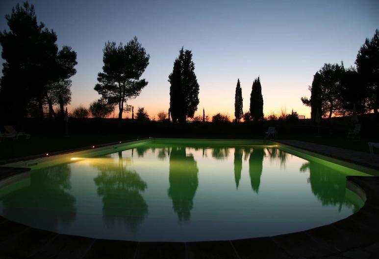 Il Canto del Sole, Monteroni d'Arbia, Outdoor Pool