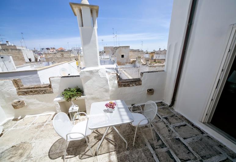Domus Dejana, Gallipoli, Trivietis kambarys, terasa, Terasa / vidinis kiemas