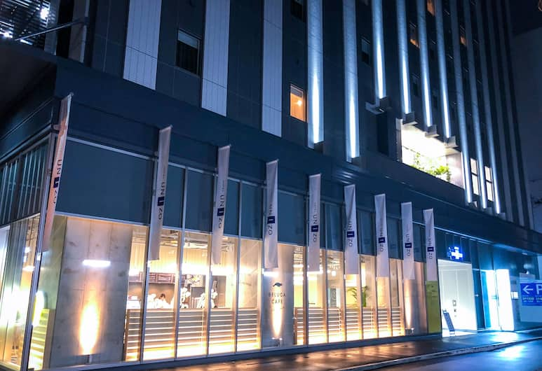 ホテルユニゾ博多駅博多口, 福岡市, ホテル エントランス