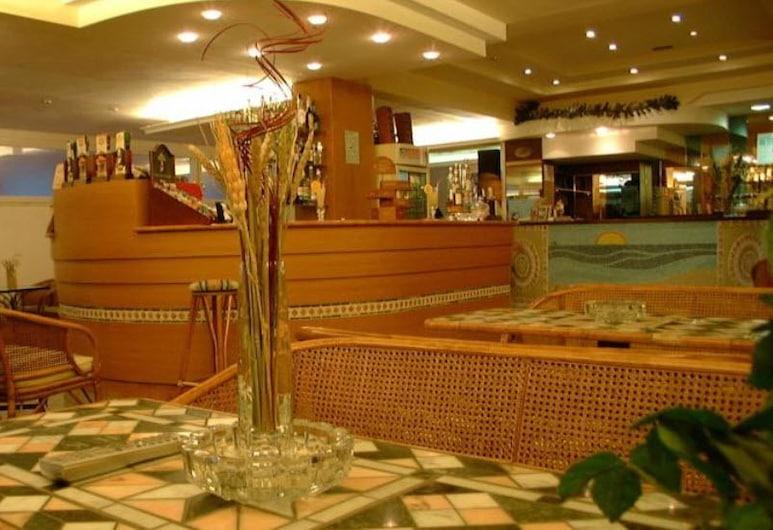 Hotel Kadett, Rimini, Vstupní hala