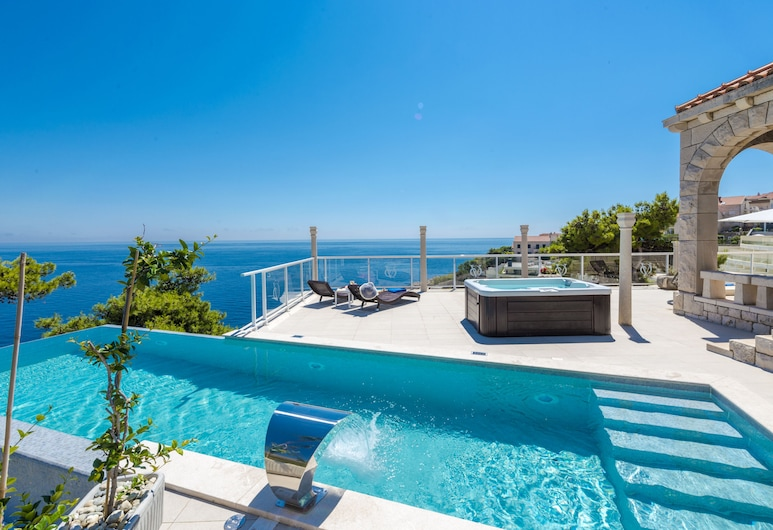 Villa Orabelle, Dubrovnik, Piscina al aire libre
